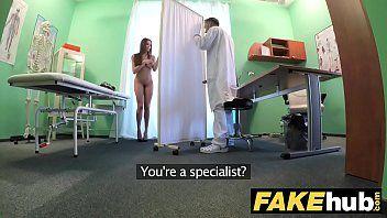 Video porno de médico comendo paciente Fake Hospital