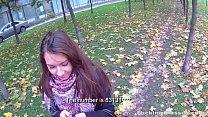 Metedor fudendo gostoso uma novinha tarada no parque