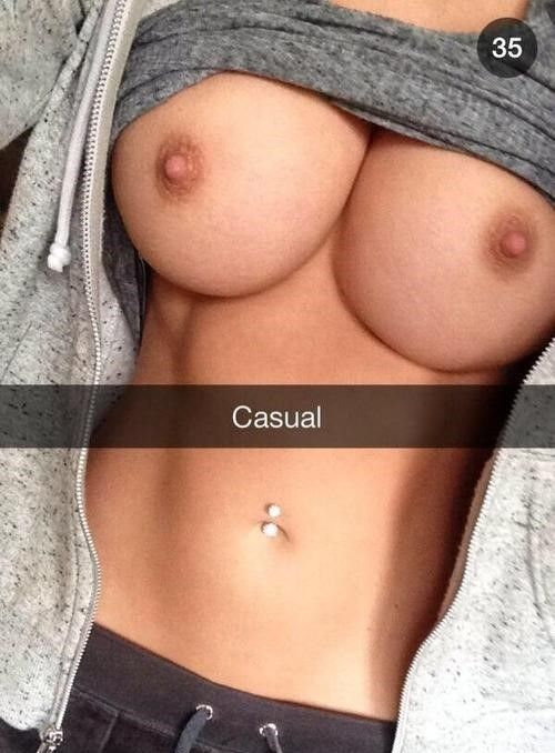 Snapchat de famosas que manda nudes