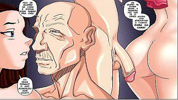Quadrinhos Eróticos Porno