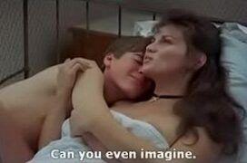 Vintage porno com mulher tesuda e filho novinho